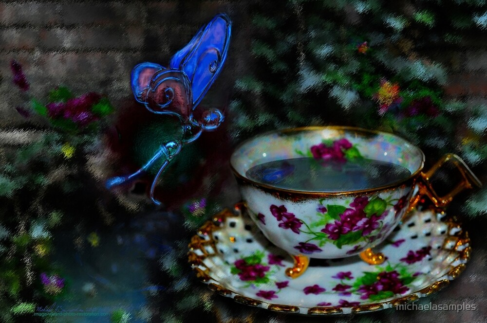 Tea Time by michaelasamples