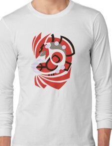 Scorching Earth - Groudon  Long Sleeve T-Shirt
