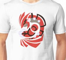 Scorching Earth - Groudon  Unisex T-Shirt