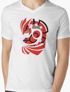 Scorching Earth - Groudon  Mens V-Neck T-Shirt