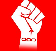 Bioshock - Raised Fist by MikeTheGinger94