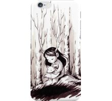 Foxgirl iPhone Case/Skin