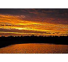 On Golden Pond Photographic Print