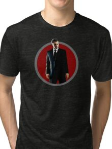 INCEPTION - LEONARDO DiCAPRIO Tri-blend T-Shirt