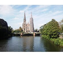 Strasbourg France Photographic Print