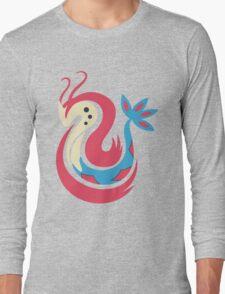 The Beauty - Milotic Long Sleeve T-Shirt