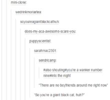 Lesbian mating calls Sticker