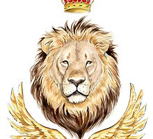RIP Cecil the Lion by LyFe