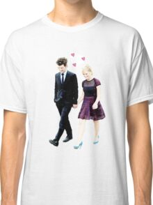 Ben and Leslie Classic T-Shirt
