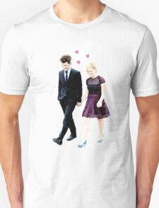 Ben and Leslie Unisex T-Shirt