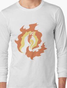 Moltres - Titan of Fire Long Sleeve T-Shirt
