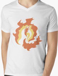 Moltres - Titan of Fire Mens V-Neck T-Shirt