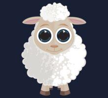 White Sheep Baby Tee