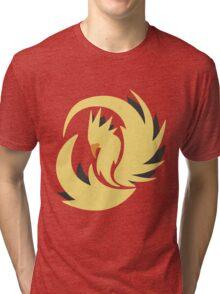Zapdos - Titan of Lightning Tri-blend T-Shirt