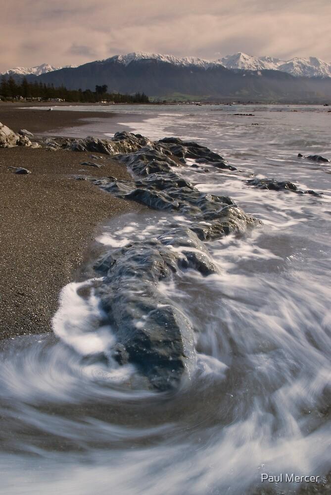 Kaikoura swirl by Paul Mercer