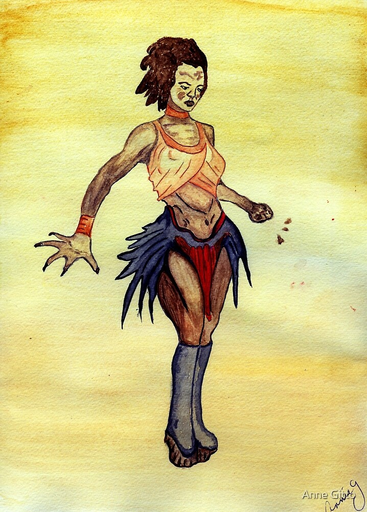 Witchdoctor by Anne Gitto