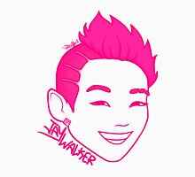 JayWalker (Hot Pink) Unisex T-Shirt