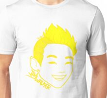 JayWalker (Yellow) Unisex T-Shirt