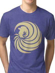 Epilogue of Fire ~ Ninetales Tri-blend T-Shirt