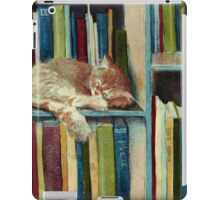 Quite Well Read iPad Case/Skin