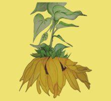 Lori's Sunflower Kids Tee