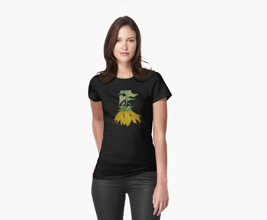 Lori's Sunflower by Anne Gitto