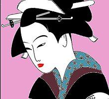 Geisha by Anthophilious
