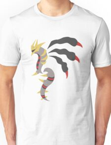 Mirror's Shadow - Giratina Origin Form Unisex T-Shirt