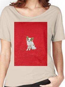 Red Carpet Papillon Women's Relaxed Fit T-Shirt