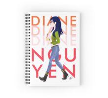 Diane Nguyen : BoJack Horseman Spiral Notebook