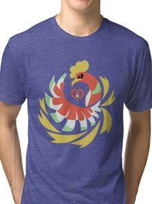 Heart Gold - Ho-Oh Tri-blend T-Shirt