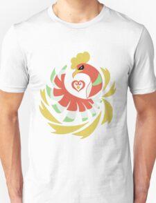 Heart Gold - Ho-Oh Unisex T-Shirt