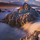 Kaikoura sunset 4 by Paul Mercer