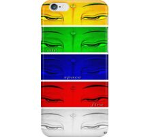 five elements iPhone Case/Skin