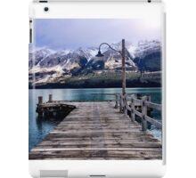 Winter Wanderer iPad Case/Skin