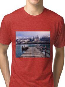 Winter Wanderer Tri-blend T-Shirt