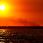 Darwin Harbour Sunset 5 by Jaxybelle