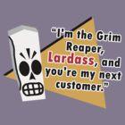 Grim Fandango - Manny Calavera by BaronVonRosco