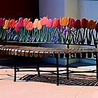The Tulip Bench by Bob Wall