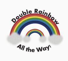 Double Rainbow! All the way!!! by seejaysullivan