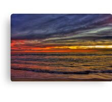 Next Wave In - HDR Canvas Print