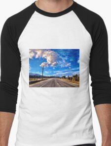 Road To Anywhere Men's Baseball ¾ T-Shirt
