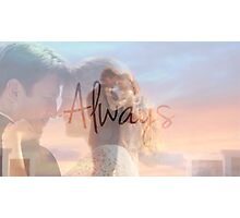 "Castle ""Always"" Edit Photographic Print"