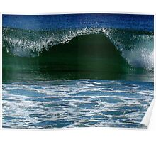 Almost Crystalline (Catherine Hill Bay) Poster