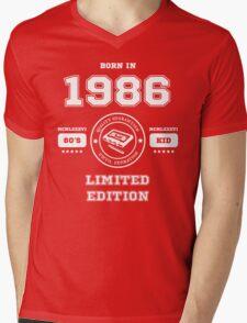 Born in 1986 Mens V-Neck T-Shirt