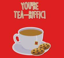 You're tea-riffic Kids Clothes