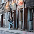 Kazimierz  the best preserved Jewish district in Europe. Brown Sugar Story. Views (186) favorited by (2) Shalom ! thank you ! Toda raba zeh hachever sheli ! by © Andrzej Goszcz,M.D. Ph.D