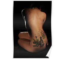 Tattoo Study Poster