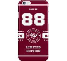Born in 1988 iPhone Case/Skin