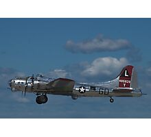 "B-17 Superfortress ""Yankee Lady"" Photographic Print"